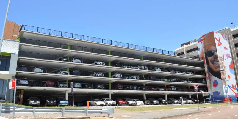 gibson-car-park